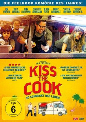 Kiss the Cook - So schmeckt das Leben (2014)