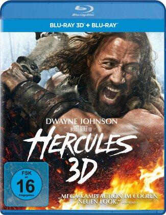 Hercules - (Extended Cut - Real 3D & 2D / 2 Discs) (2014)