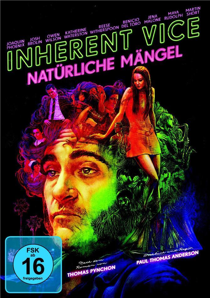 Inherent Vice - Natürliche Mängel (2014)