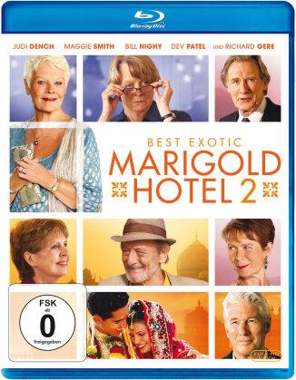 Best Exotic Marigold Hotel 2 (2015)