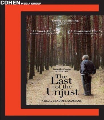 The Last of the Unjust - Le dernier des injustes (2013) (2 Blu-rays)