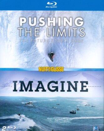 Pushing the limits / Imagine (2012) (2 Blu-rays)