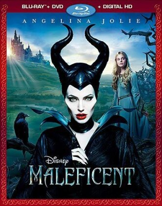 Maleficent (2014) (Blu-ray + DVD)