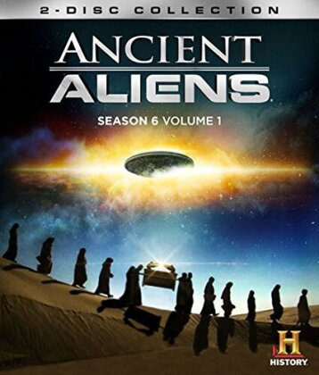 Ancient Aliens - Season 6.1 (2 Blu-rays)
