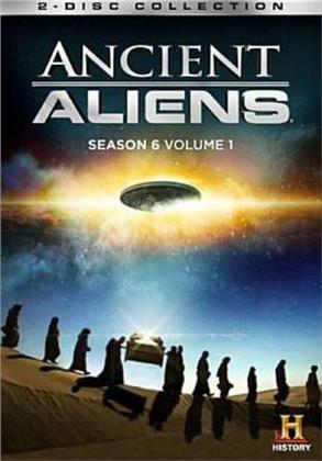 Ancient Aliens - Season 6.1 (2 DVDs)