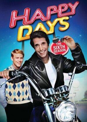 Happy Days - Season 6 (4 DVDs)