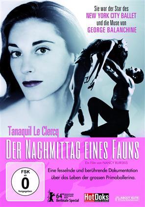 Tanaquil Le Clercq - Der Nachmittag eines Fauns