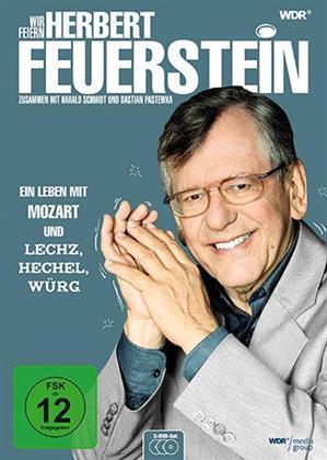 Wir feiern Herbert Feuerstein - Ein Leben mit Mozart und Lechz, Hechel, Würg - Wir feiern Herbert Feuerstein (3 DVDs)