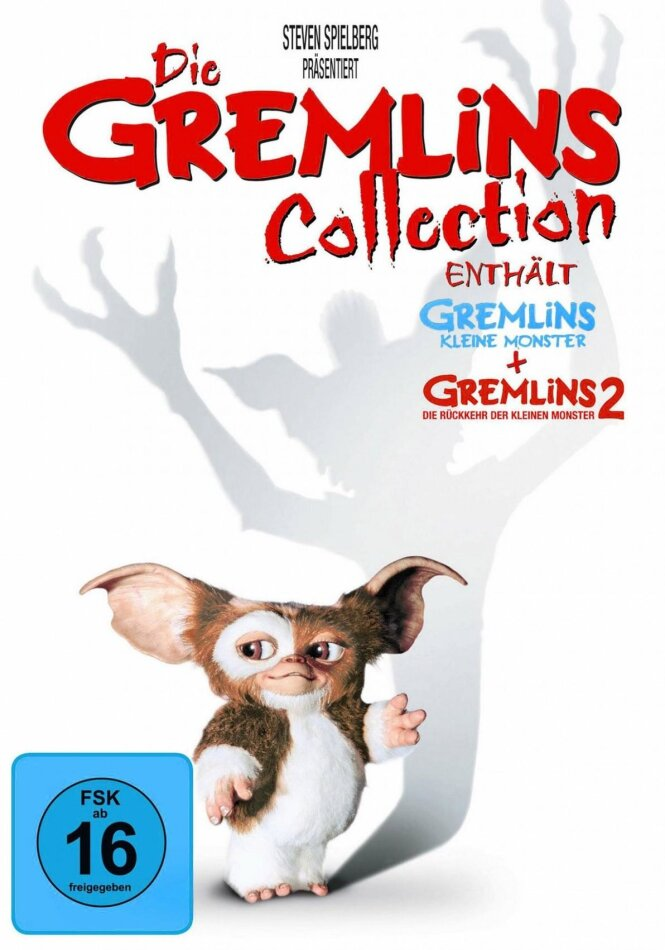 Die Gremlins Collection - Gremlins / Gremlins 2 (2 DVDs)