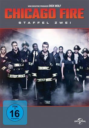 Chicago Fire - Staffel 2 (6 DVDs)