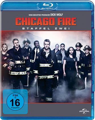 Chicago Fire - Staffel 2 (5 Blu-rays)