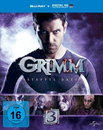 Grimm - Staffel 3 (5 Blu-rays)
