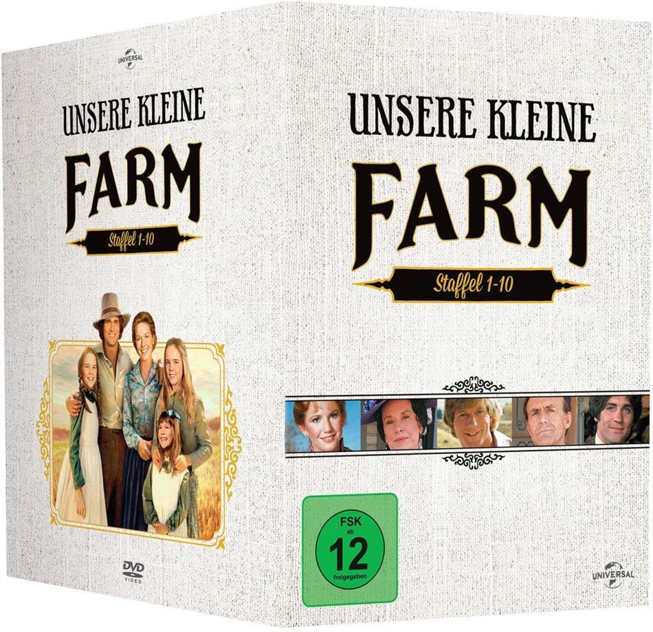 Unsere kleine Farm - Staffel 1-10 - Die komplette Serie (58 DVDs)