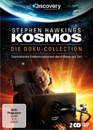 Stephen Hawkings Kosmos - Die Doku-Collection (Discovery Chanel - 2 DVDs)