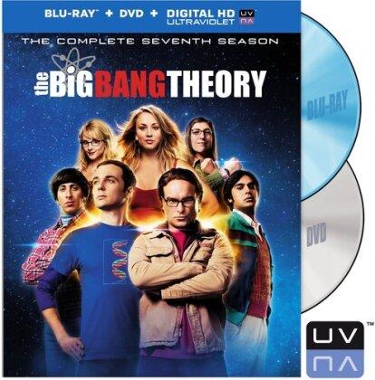 The Big Bang Theory - Season 7 (2 Blu-rays + 3 DVDs)