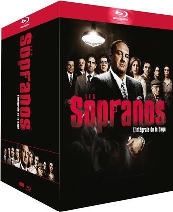 Les Soprano - L'intégrale (28 Blu-ray)