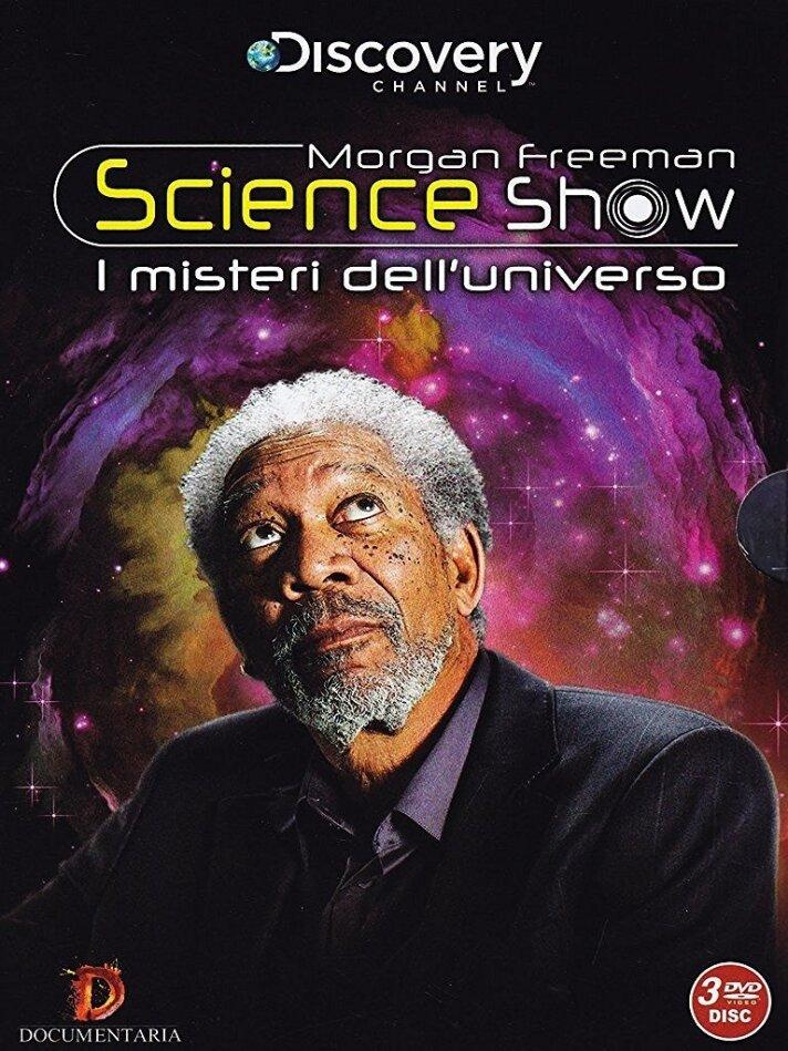 Morgan Freeman Science Show - I misteri dell'universo (2011) (Discovery Channel, 3 DVDs)