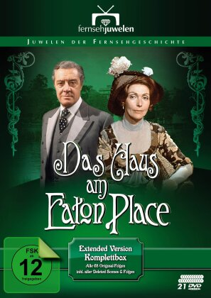 Das Haus am Eaton Place - Komplettbox (Fernsehjuwelen, Extended Edition, 21 DVDs)