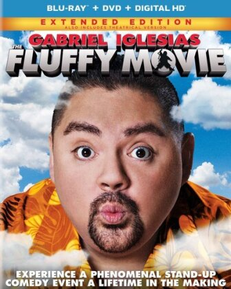 Gabriel Iglesias - The Fluffy Movie (Extended Edition, Blu-ray + DVD)