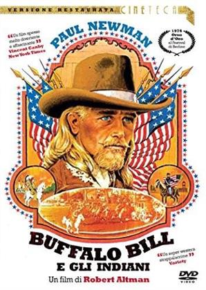 Buffalo Bill e gli indiani (1976) (Collana Cineteca)