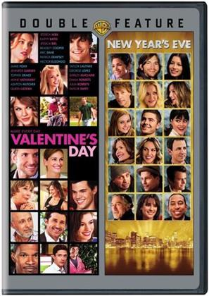 Valentine's Day (2010) / New Year's Eve (2011) (2 DVDs)