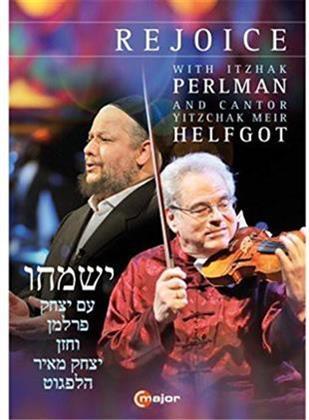 Itzhak Perlman & Yitzchack Meir Helfgott - Rejoice (C Major)