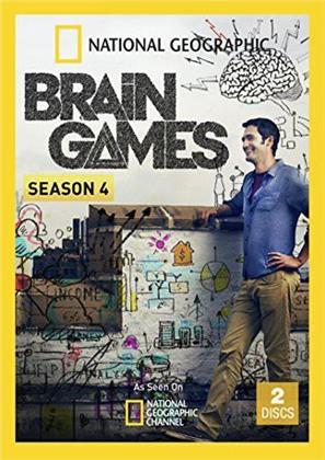 Brain Games - Season 4 (2 DVDs)