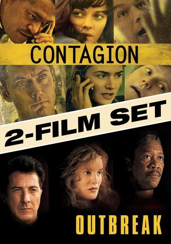 Outbreak / Contagion (2 DVDs)