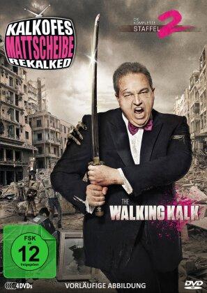 Kalkofes Mattscheibe - Rekalked - Die komplette Staffel 2 (4 DVDs)
