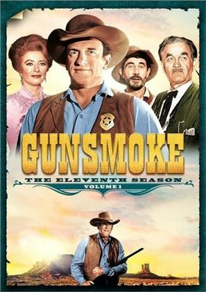 Gunsmoke - Season 11.1 (4 DVDs)