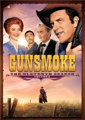 Gunsmoke - Season 11.2 (4 DVDs)