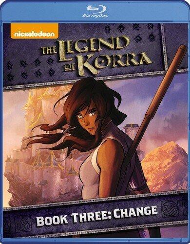 The Legend of Korra - Book 3: Change (Blu-ray + DVD)