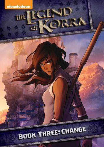 The Legend of Korra - Book 3: Change (2 DVDs)