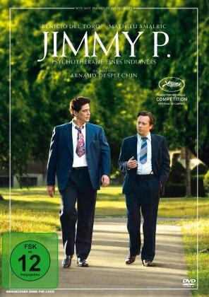 Jimmy P. - Psychotherapie eines Indianers (2013)