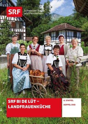 SRF bi de Lüt - Landfrauenküche - Staffel 8 (2 DVDs)