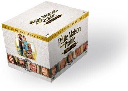 La petite maison dans la prairie - L'intégrale (Deluxe Edition, Remastered, 54 DVDs)