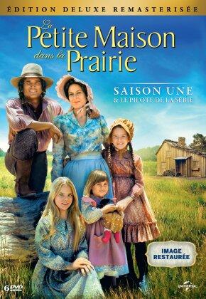 La petite maison dans la prairie - Saison 1 (Edition Deluxe Remastérisée 6 DVD)