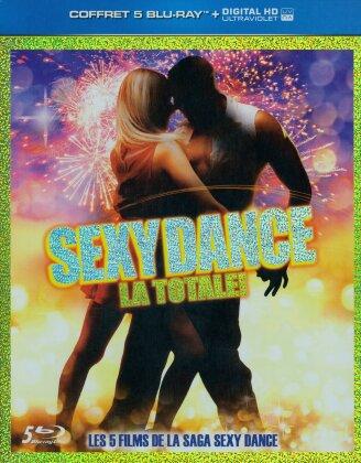 Sexy Dance 1-5 - La Totale (5 Blu-rays)