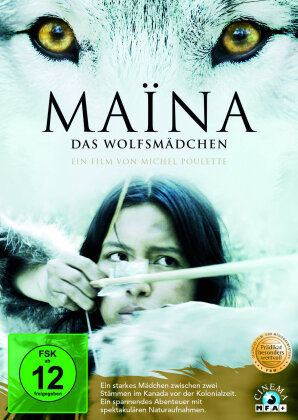 Maïna - Das Wolfsmädchen (2013)