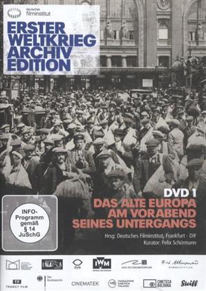 Erster Weltkrieg Archiv Edition - DVD 1 - Das alte Europa am Vorabend seines Untergangs