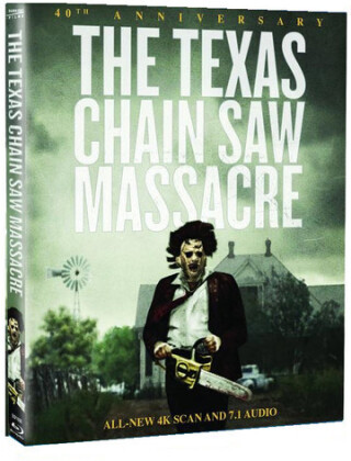 The Texas Chainsaw Massacre (1974) (40th Anniversary Edition)