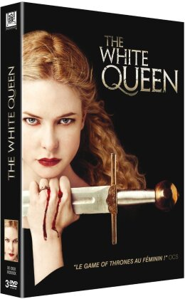 The White Queen - L'intégrale de la série (4 DVDs)