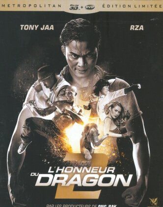 L'honneur du dragon 2 (2013) (Blu-ray 3D (+2D) + DVD)