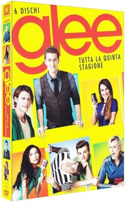 Glee - Stagione 5 (6 DVDs)