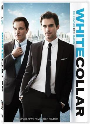 White Collar - Season 5 (4 DVDs)