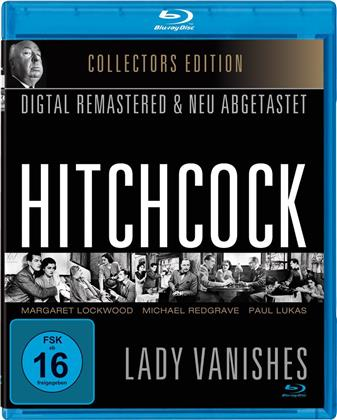 Lady Vanishes (1938) (s/w, Collector's Edition, Remastered)