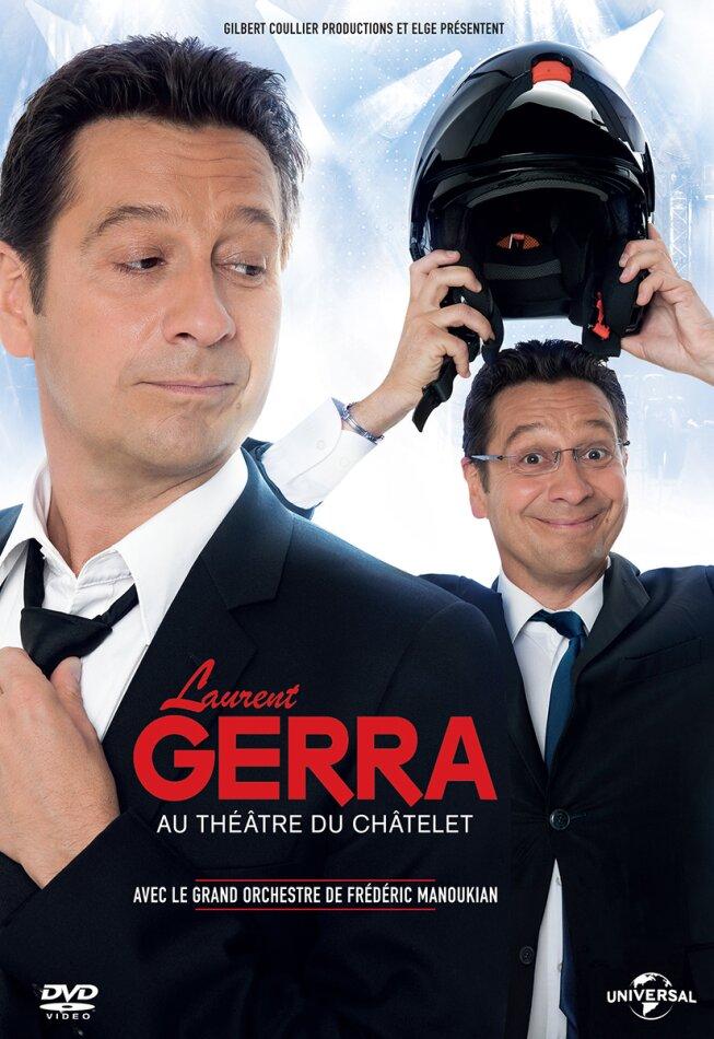 Laurent Gerra - Au Théâtre du Châtelet