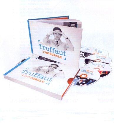 François Truffaut - L'intégrale (Limited Edition, 21 DVDs)