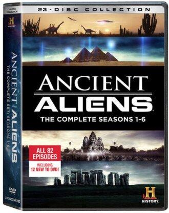 Ancient Aliens - Seasons 1-6 (Gift Set, 23 DVDs)