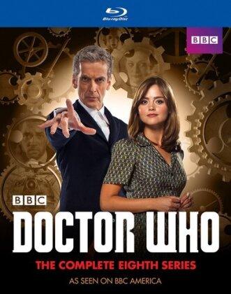 Doctor Who - Series 8 (BBC, 4 Blu-rays)
